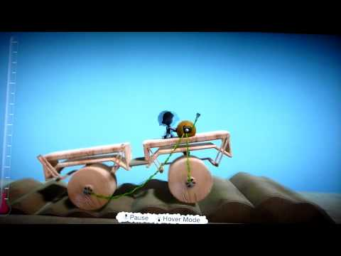 Little Big Planet- how to make an awesome suspension- by CVTURBO