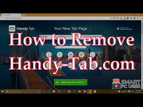 Remove Handy-Tab.com from All Browsers (Chrome, IE, Edge, Firefox)