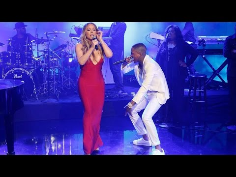 Mariah Carey Performs For First Time Since New Year's Eve Disaster