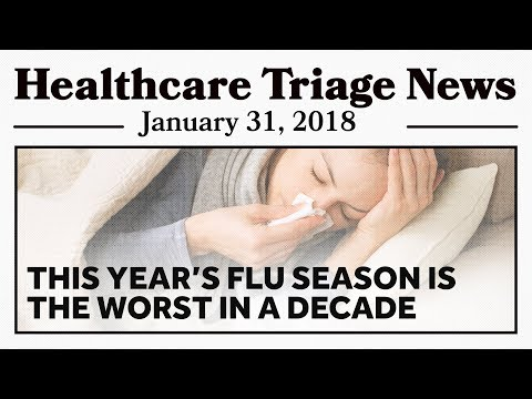 The Flu is Terrible!