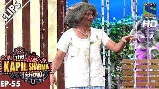 Kajol Meets Handsome Dr. Gulati -The Kapil Sharma Show-Ep.55-29th Oct 2016