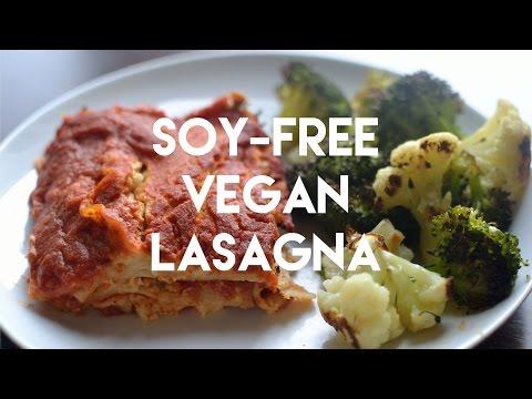 Soy-Free Vegan Lasagna