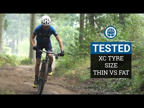 Tyre Volume - Which Is Fastest For XC?