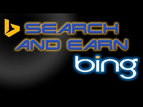 How to Make **Money** Searching with Bing! (FREE REWARDS)