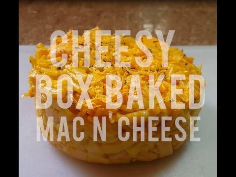 Cheesy Box Baked