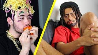J. Cole x Lil Pump Interview (PARODY)