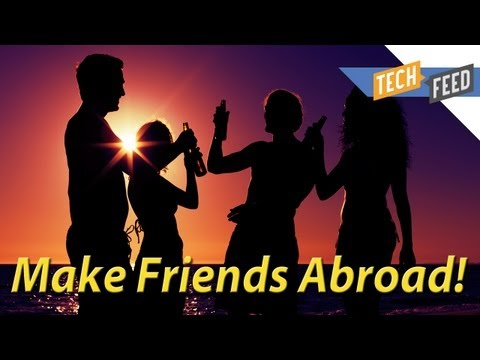 Make Friends Abroad With These Websites!