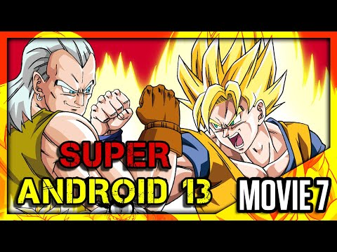 4eaeb6af38f8f DragonBall Z Abridged MOVIE  Super Android 13 - TeamFourStar (TFS)