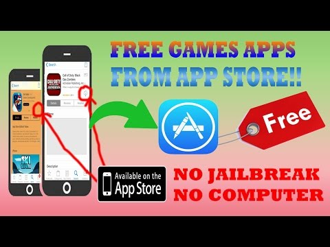 Download Ski Safari & Call of Duty : Black Ops Zombies from App Store for FREE!! No Jailbreak iPhone