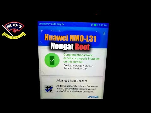 How to root Huawei GT3 (Honor 5c) in Android Nougat