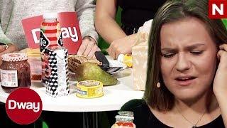 #Dway | Kristine Bremnes prøver mat hun ALDRI har smakt før | TVNorge