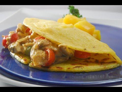 Pumpkin Pancakes | New Season | Cooksmart | Sanjeev Kapoor Khazana