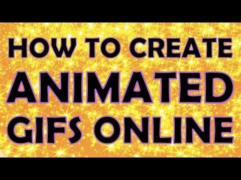 How To Make An Animated Gif Online Make Gif Animations Free Tutorial How To Make Animated Gif 2016