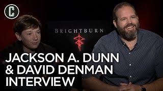 Brightburn: David Denman & Jackson Dunn Interview