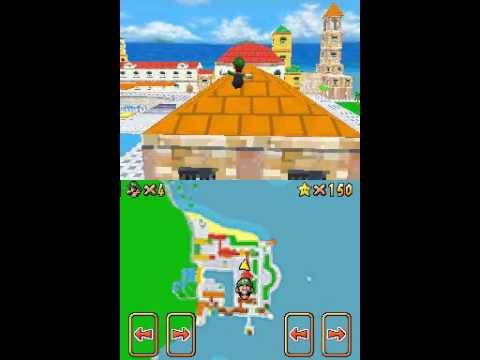 Super Mario 64 DS Custom Level - Delfino Plaza Preview 20130621