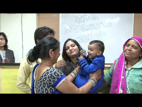 CA Coaching Classes In Faridabad   She is married, she has a baby, Cleared IPCC