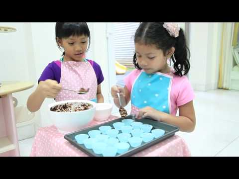Cooking with Alaia: Nutella Chocolate Cornflakes