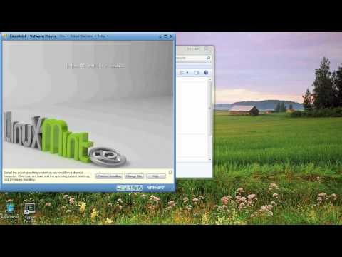 Tutorial - Install Linux operating system in VMWARE on Windows System
