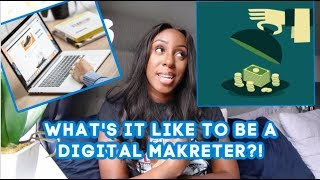 A DAY IN THE LIFE OF A DIGITAL MARKETING MANAGER | WHAT DOES A DIGITAL MARKETER DO? \u0026 SALARIES
