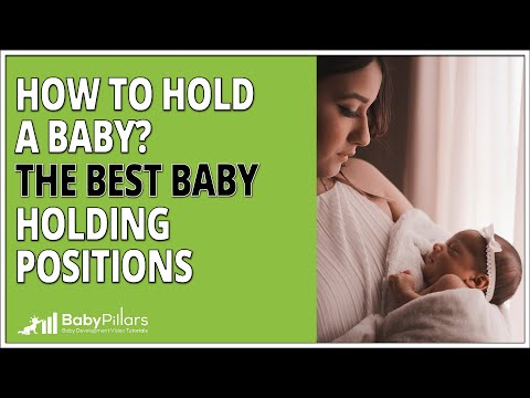Baby Holding Positions, The Basics. Intro Video [2018]
