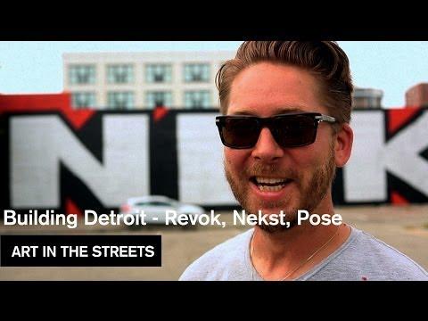 Xxx Mp4 Building Detroit Revok Nekst Pose Art In The Streets MOCAtv 3gp Sex