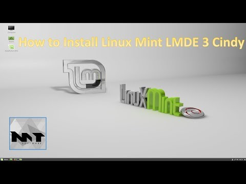How To Install Linux Mint LMDE 3 Cindy