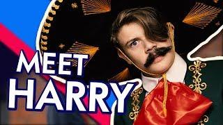 Meet The Wonderland: Harry Still - Almost Never | Season One
