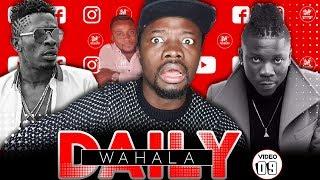 VGMA 2019 Wahala: Shatta Wale vs Stonebwoy's FlGHT, #Magraheb Reacts