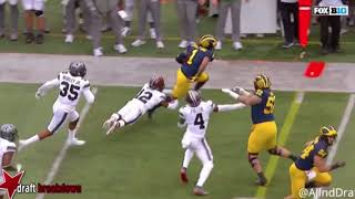 NFL DRAFT BREAKDOWN (2018): Denzel Ward, CB, Ohio State