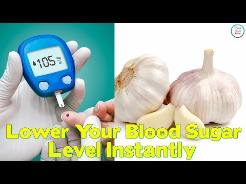 Lower Your Blood Sugar Level Instantly With These 11 Foods