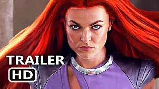 INHUMANS Official Comic Con Trailer (2017) Marvel, ABC Superhero New Series HD