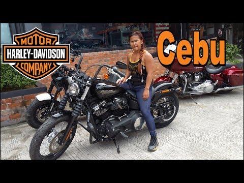 Harley Davidson Motorcycle Shopping Cebu Philippines