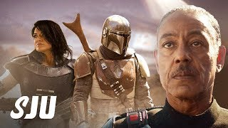 New Star Wars 'The Mandalorian' Details Revealed!    SJU