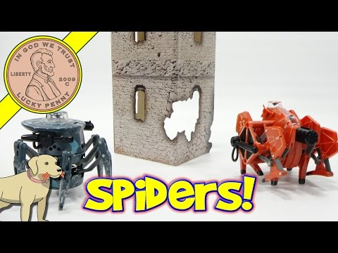 Hex Bug Spider & Tarantula Battle Ground Tower