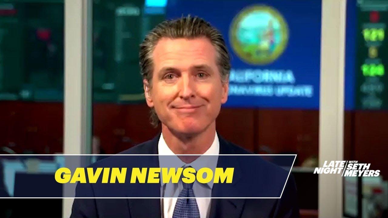 Gov. Gavin Newsom Has a Plan to Reopen California