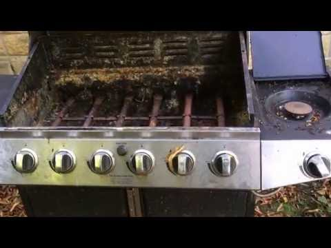 HOW TO CLEAN YOUR BBQ !  - Steam Cleaning Leeds.