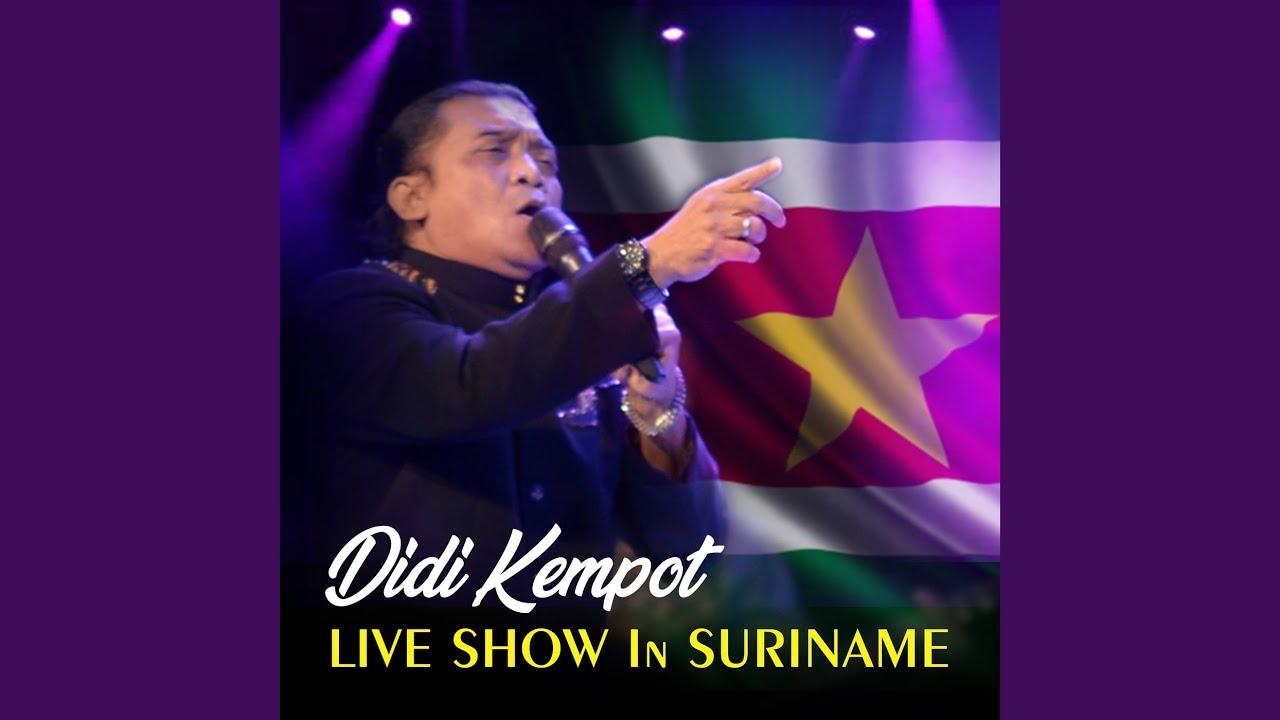 Didi Kempot - Trimo Ngalah (Suket Teki) (Live)