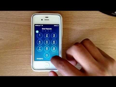 How to ByPass IOS 7 Lock Screen TWEAK!