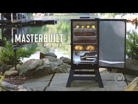 Masterbuilt 133|S Digital Electric Smoker