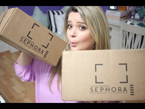 Beauty Haul (Makeup and Skincare): SEPHORA VIB ROUGE SALE HAUL (Spring 2017)
