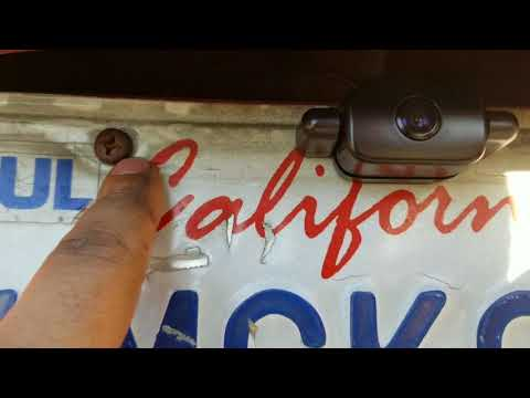 How to install a wifi camera on any vehicle!