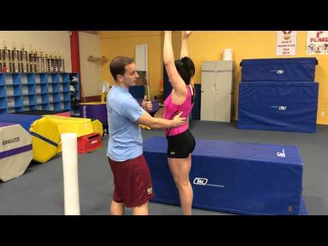A Gymnast's