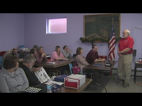 Training classes fully loaded despite drop in concealed carry applications