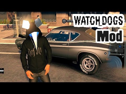 Watch Dogs Modding Tutorial Worst Mod and All Charcters