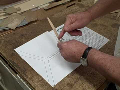 How to Assemble the Windmill Rotor