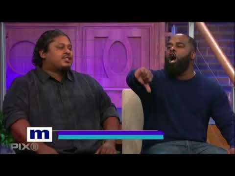 DNA Test These Men.. One of Them Is My Baby's Dad | The Maury Show