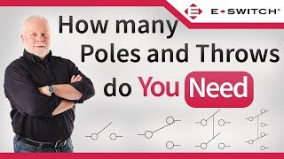 How Many Poles and Throws do You Need?