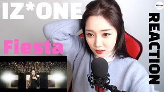 [Reaction] IZ*ONE 아이즈원 Fiesta MV