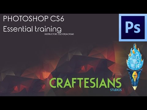 How To Change Color Of Photoshop Cs6 Interface (english)