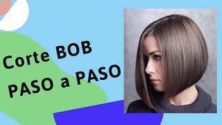 Corte de cabello bob paso a paso - Corte de cabello bob 2017